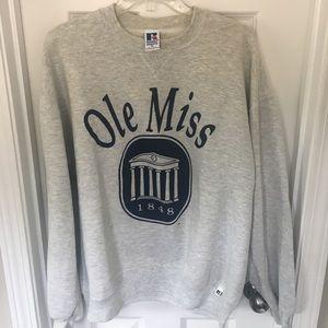 Ole Miss Crewneck Sweatshirt